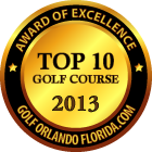 Top 10 Orlando Golf Course