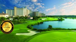 Golf Courses Close to Orlando International Airport