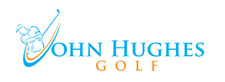 john hughes golf logo small