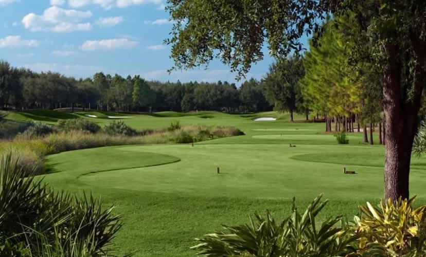 Golden Bear Golf Club Keenes Pointe Orlando Florida Golf