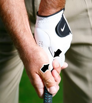 How To Grip A Golf Club Golf Lesson