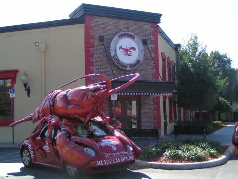 Boston Lobster Feast International Drive