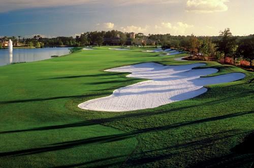 Ritz-Carlton Golf Club - Orlando Florida Golf Course