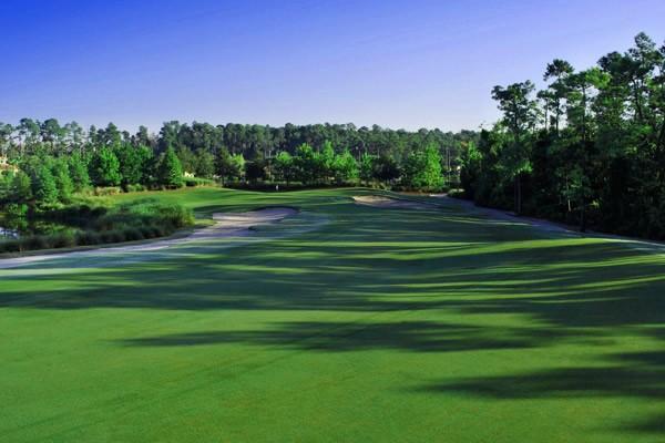 Orange Lake Resort Orlando Reserve Golf Course