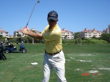 Golf Tip: Make a Bigger Shoulder Turn